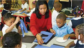 First Steps Toward Literacy: What Effective Pre-K Instruction Looks Like